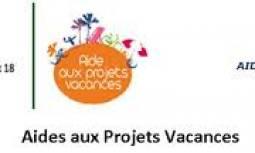 Aide aux Projets Vacances 2020
