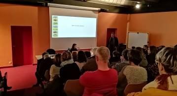 Conférence sur « les particularités du traitement de l'information sensorielle chez la personne avec autisme »